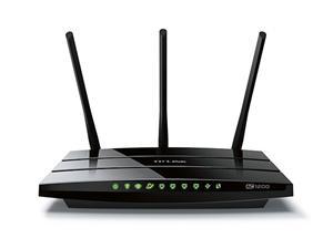 TP-LINK Archer C1200, AC1200 Dual Band Wireless Gigabit Router,4x GLAN,2x USB,2,4/5GHz - 300+867Mbps, 3x odním. ant.