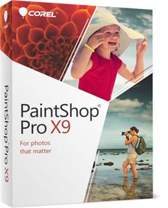 Corel PaintShop Pro X9 ML