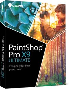 Corel PaintShop Pro X9 ULTIMATE ML