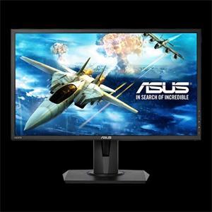 """24"""" ASUS LCD VG245H,1920x1080,VGA,2xHDMI,1ms,250cd/m2,pivot,repro,černá"""
