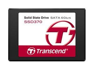 "Transcend SSD370 128GB SATA3 2.5"" SSD Disk, čtení/zápis až 550/170MB/s, MLC"