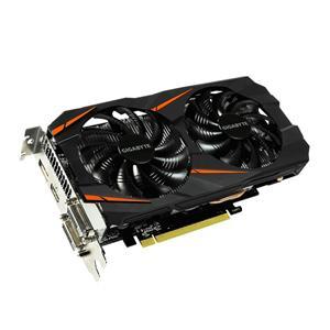 GIGABYTE NVIDIA GeForce GTX N1060WF2OC-3GD, 3GB DDR5,192bit,2xDVI,HDMI,DP,PCIe 3.0
