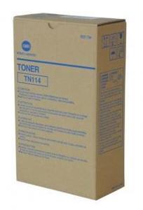Konica MINOLTA original toner TN-114 pro Bizh.162/210, 163/211, Di152/183,Di1611/2011,2x11 000 stran, černý