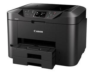 CANON MAXIFY MB2750,P/S/C,fax,A4,1200x60dpi,duplex,ADF,CloudPS,USB,LAN,Wifi