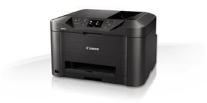 CANON MAXIFY MB5150,P/S/C,fax,A4,1200x60dpi,duplex,ADF,CloudPS,USB,LAN,Wifi