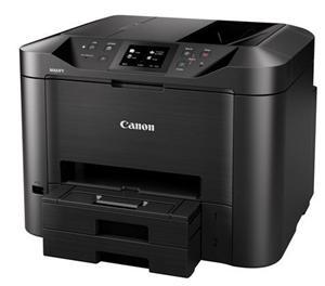CANON MAXIFY MB5450,P/S/C,fax,A4,1200x60dpi,duplex,ADF,CloudPS,USB,LAN,Wifi