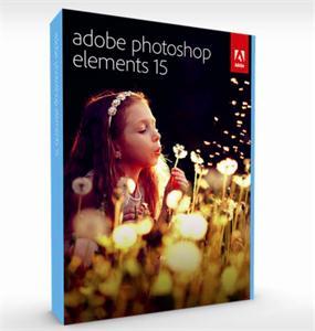 Adobe Photoshop Elements 15 WIN CZ FULL