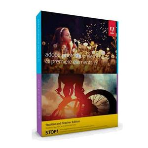 Adobe Photoshop Elements/Premiere Elements 15 WIN CZ Student & Teacher Edition