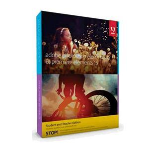 Adobe Photoshop Elements/Premiere Elements 15 WIN CZ Student & Teacher Edition