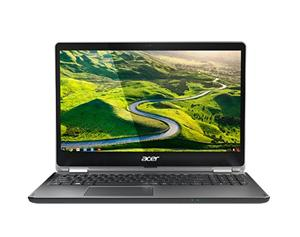 "ACER Aspire R 15 (R5-571TG-55RU) Ci5-7200U/4GB/256GB SSD/15.6""FHD Touch LED/GT940MX,2GB/USB3.0/WF/BT/Cam/W10, Gray"
