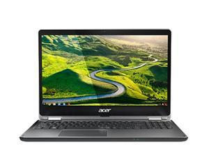 "ACER Aspire R 15 (R5-571TG-79L1) Ci7-7500U/4GB/256GB SSD+1TB/15.6""FHD Touch LED/GT940MX,2GB/USB3.0/WF/BT/Cam/W10, Gray"