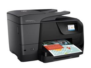 Barevné multifunkční zařízení HP OfficeJet Pro 8715 (A4, 35/35 ppm, USB2.0, LAN, WiFi, Duplex)