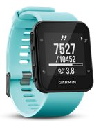 Garmin Forerunner 35 Optic Blue, sportovní hodinky