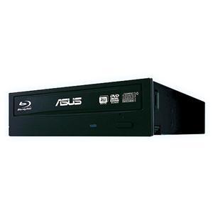 ASUS Blu-ray vypalovačka BW-16D1HT Read 8xBD-ROM/R/RE, 16xDVD+/-R, 12xDVD-RW, SATA, bulk, černá
