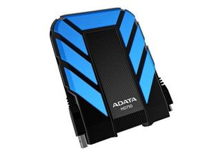 """ADATA HD710 1TB Externí HDD 2.5"""", USB 3.0, nárazu/vodě-odolný, modrý"""