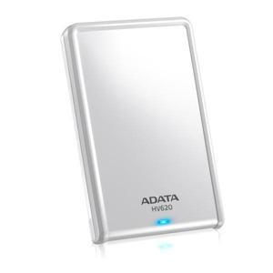 """ADATA HV620 DashDrive 1TB Externí HDD 2.5"""", USB 3.0, bílý"""