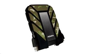 """ADATA HD710M 2TB Externí HDD 2.5"""", USB 3.0, nárazu/vodě-odolný, Military"""