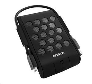 """ADATA HD720 2TB Externí HDD 2.5"""", USB 3.0, nárazu/vodě-odolný, černý"""