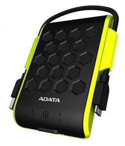 """ADATA HD720 2TB Externí HDD 2.5"""", USB 3.0, nárazu/vodě-odolný, zelený"""