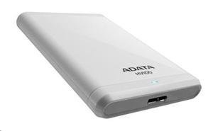 """ADATA HV100 1TB Externí HDD 2.5"""", USB 3.0, bílý"""