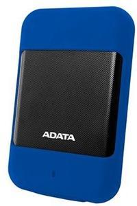 """ADATA HD700 1TB Externí HDD 2.5"""", USB 3.0, šifrování 256bit AES, modrý"""