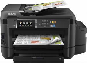 Epson L1455/MFZ /LCD/A3+/4800 x 1200/Duplex/ ADF/ Fax/Tank System / 4 barvy/ LAN/ Wi-Fi/ USB/ 3 roky záruka po registrac