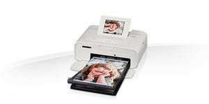 Canon CP-1200 termosublimační tiskárna, Wifi, bílá + sada RP-54