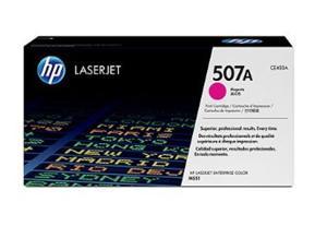 HP tonerová kazeta HP 507A LaserJet, Purpurová, (CE403A)