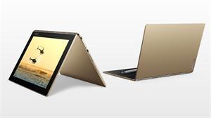 "Lenovo YOGA BOOK WiFi Atom x5-Z8550 2,4GHz / 4GB / 64GB / 10.1"" FHD / IPS / m.touch / C.Pad + KBRD / And.6 zlatá"
