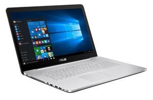 """ASUS N751JX i5-6300HQ/8GB/1TB/17.3"""" FHD/nV GTX950M 2GB/HDMI+miniDP/WL/BT/Cam/USB3.0/W10"""