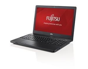 "FUJITSU NTB Lifebook A557/i5-7200U/8GB/1TB HDD/DRW/HD 620/15,6""HD/TPM/Win10Pro"