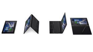 "Lenovo YOGA BOOK WiFi Atom x5-Z8550 2,4GHz / 4GB / 64GB / 10.1"" FHD / IPS / m.touch / C.Pad + KBRD / WIN10 PRO černá"