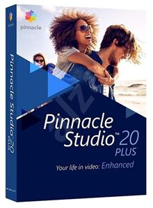 Pinnacle Studio 20 Plus ML EU Upgrade