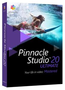 Pinnacle Studio 20 Ultimate ML EU Upgrade