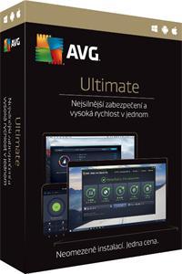 AVG Ultimate (2 roky) Email