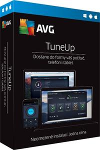 AVG TuneUp Unlimited (2 roky) Email