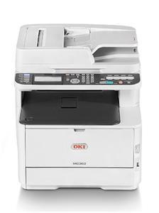 OKI MC363dn MFZ+Fax A4, LED, 30/26 ppm, ProQ2400, PCL/PS, RADF, USB, LAN, Duplex