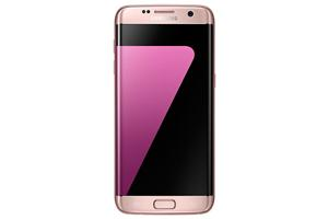 Samsung Galaxy S7 edge (SM-G935F) Pink, 32GB, NFC, LTE