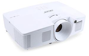 ACER Projektor X137WH, DLP 3D, WXGA, 3700Lm, 20000/1, HDMI, 2.5Kg, EURO Power