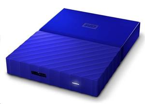"WD My Passport 1TB Ext. 2.5"" USB3.0, Blue"
