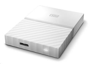 "WD My Passport 1TB Ext. 2.5"" USB3.0, White"