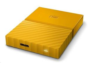"WD My Passport 1TB Ext. 2.5"" USB3.0, Yellow"