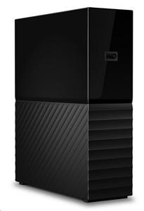 """WD My Book 4TB, Ext. 3.5"""", USB3.0, černý"""