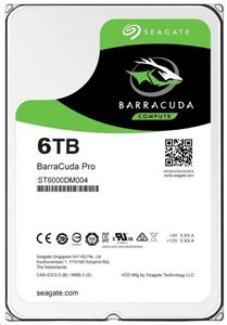 SEAGATE ST6000DM004 BarraCuda Pro 6TB SATA/600 7200 RPM, 256MB