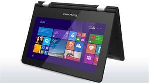 """Lenovo IdeaPad YOGA 510 i5-7200U 3,10GHz / 8GB / 1TB/ 15.6"""" FHD/IPS/matný/ multitouch /R7 460 2G/ WIN10 černá 80VC0005CK"""