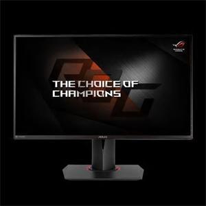 """27"""" ASUS LCD PG278QR,WQHD 2560x1440,HDMI,DP,1ms,350cd/m2,pivot,USB3.0 hub,černá"""