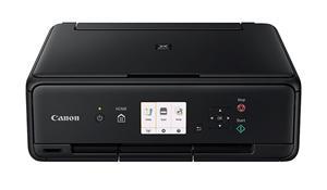 """CANON PIXMA TS5050,P/S/C,A4,4800x1200dpi,3""""LCD,Wi-Fi/AP/WiFi-Direct/PictBridge,USB,černá"""