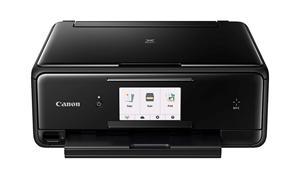 "CANON PIXMA TS8050,P/S/C,A4,4800x1200dpi,duplex,4.3""LCDWi-Fi/AP/WiFi-Direct/PictBridge/NFC/Potisk DVD,USB,černá"