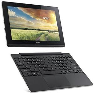 "ACER Switch V 10 HD (SW5-017P-18RT), AtomTM x5-Z8350@1.44GHz, 4GB, 64GB eMMC+500GB, 10.1"" IPS HD LCD, W10P,šedý"