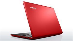 "Lenovo IdeaPad 510S i5-7200U 3,1GHz / 4GB / 128 SSD / 13.3"" FHD / IPS / matný/WIN10 červená 80V0000XCK"